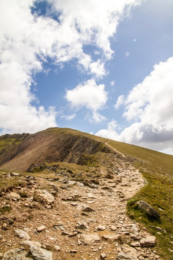 Snowdon, Rhyd Ddu Path, Wales 2015_0034